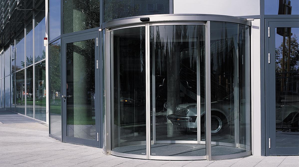 凯撒自动门DSD重叠门系列