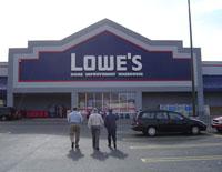 Lowe's-DG5300自动门案例