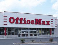 Office Max-DG3000自动门案例