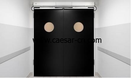 盖泽双扇平开自动门GEZE TSA160 NT-IS/TSA160 NT-F-IS 双扇平开门