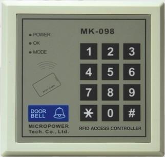 密码刷卡机