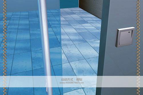 家用型自动门和木门的完美组合,特别适用于医疗环境