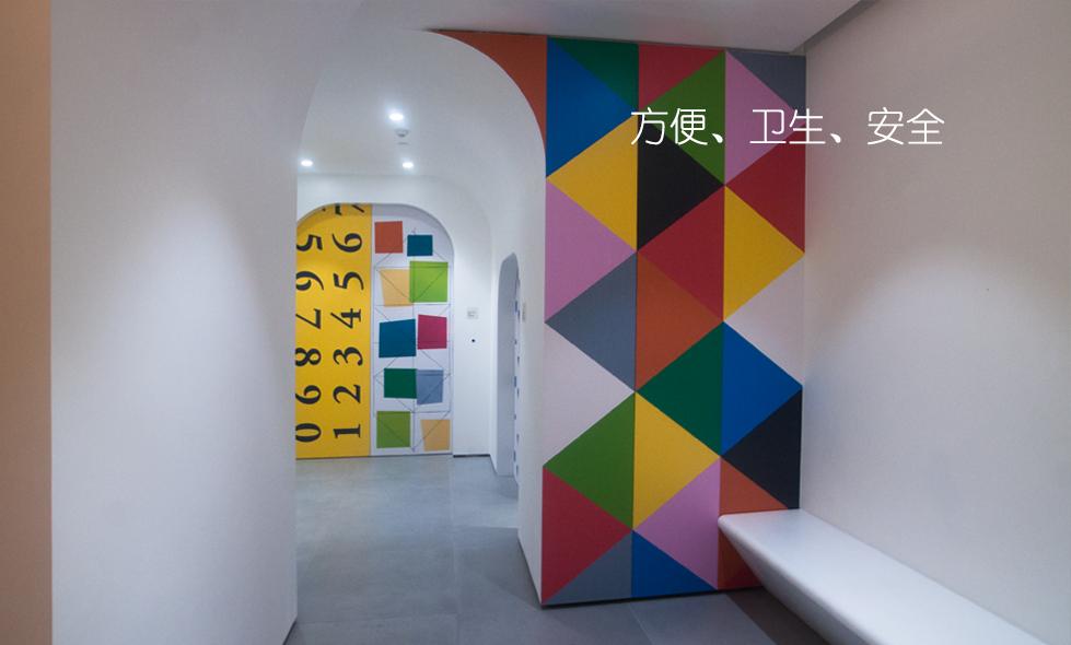 【案例精选】广州太古汇母婴室自动门和卫生间自动门