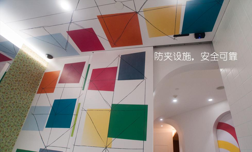 母婴室自动门广州太古汇安装案例