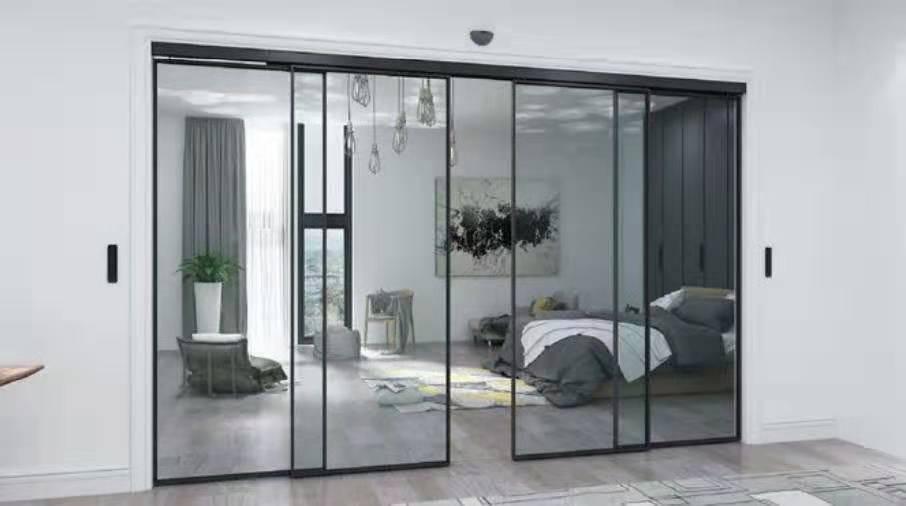 别墅、家居等室内用自动门