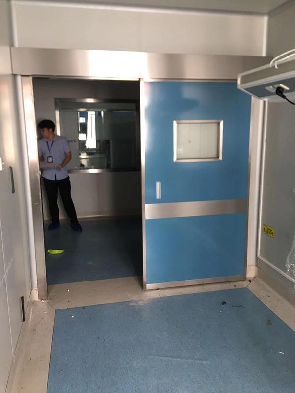【案例精选】医疗自动门--广州市妇幼保健院自动门工程改造
