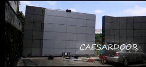 凯撒重型自动门