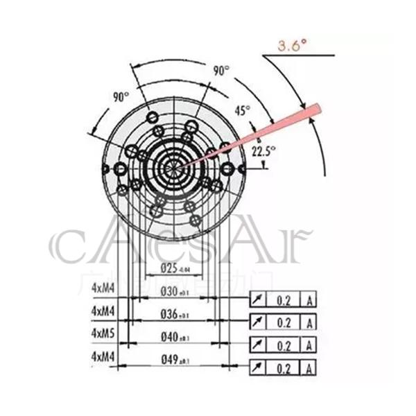 凯撒ES200自动门机使用安全智能会说话的感应门电机