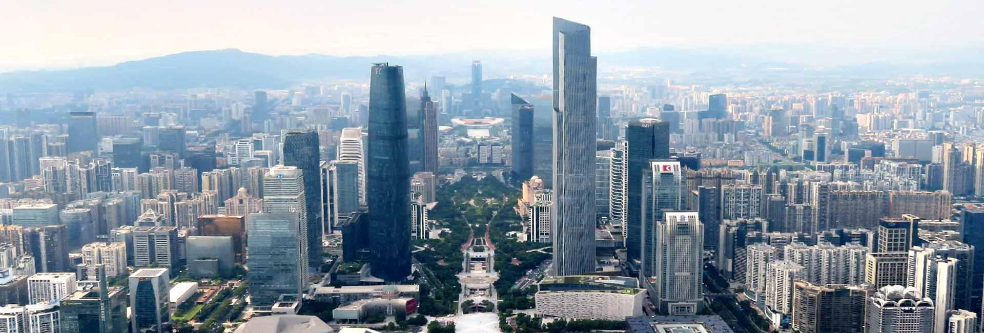凯撒自动门承接的知名项目  广州市CBD的东西塔、广汽中心、太古汇、LV和ZARA专卖店等